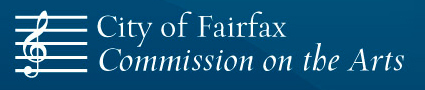 City of Fairfax Commission on the Arts logo